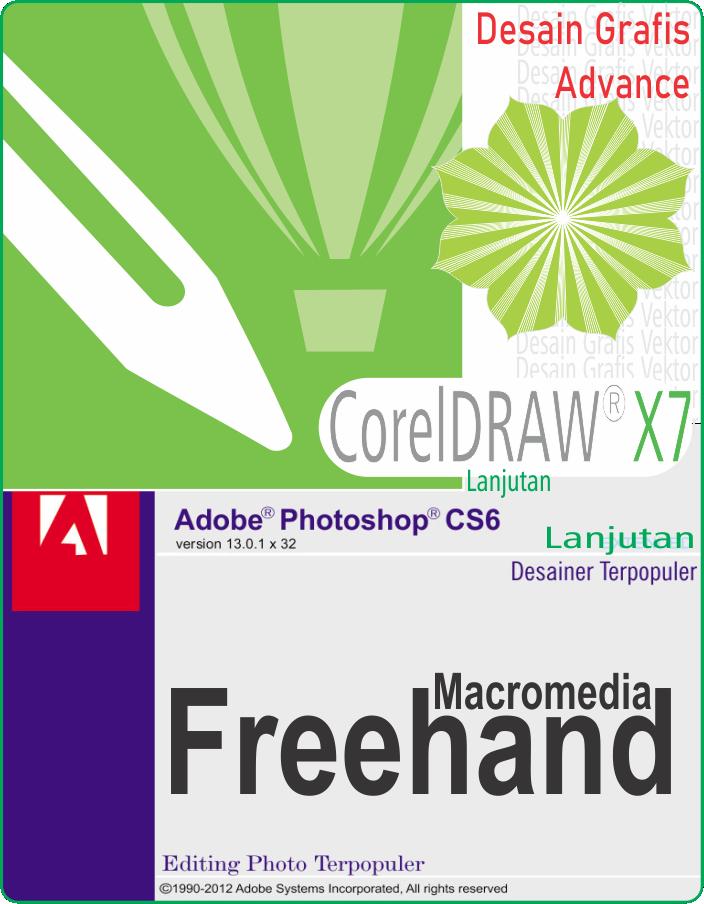 Kursus Design Graphic Advance